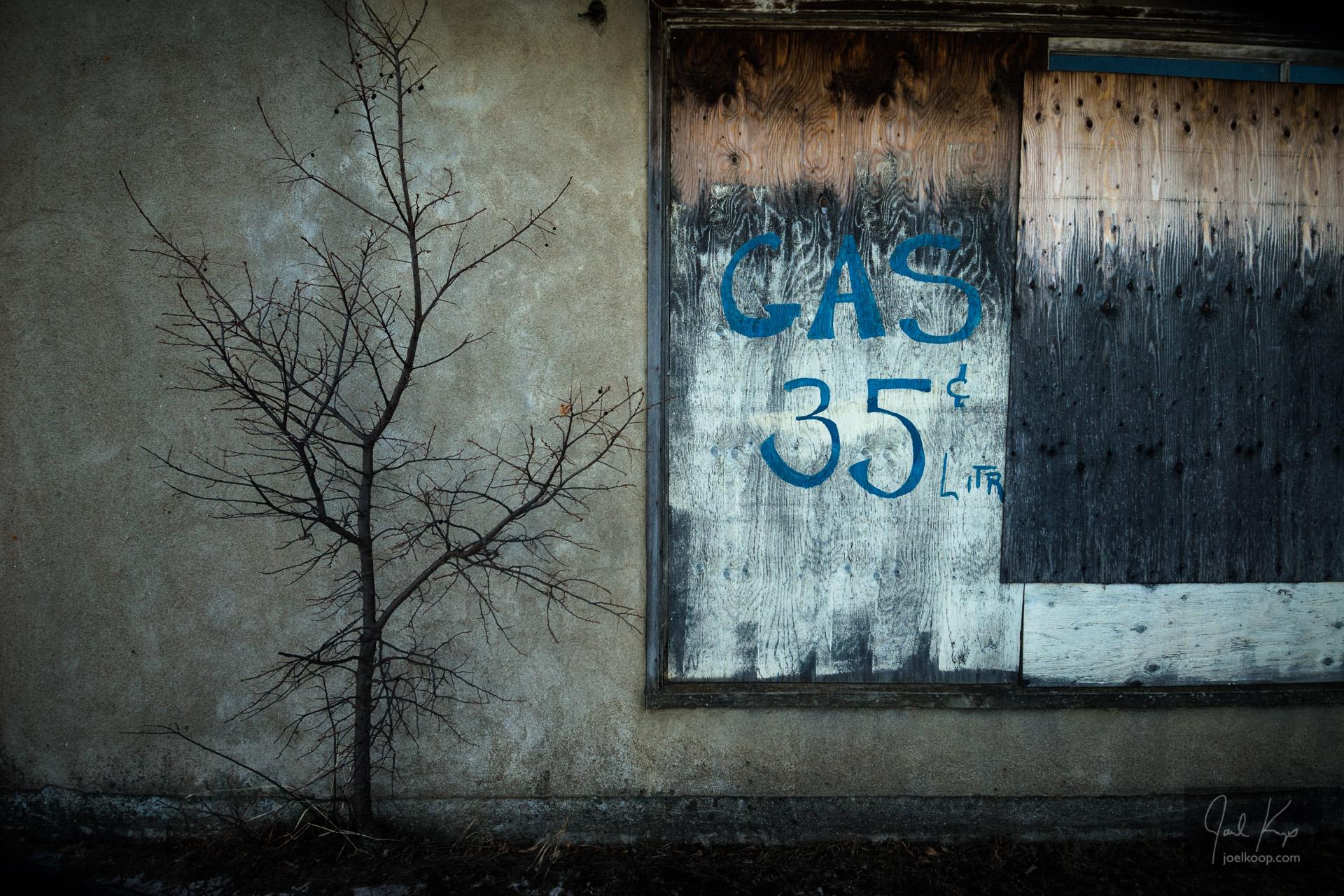 Gas 35c