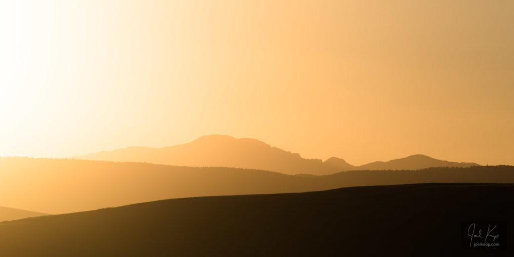 Golden Foothills