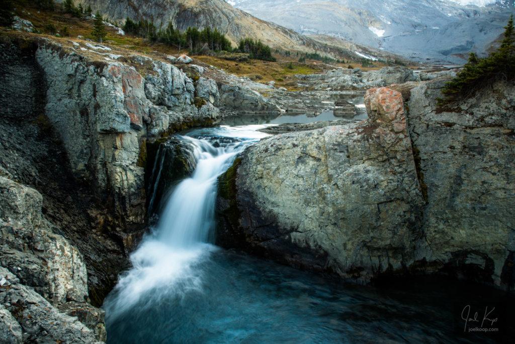 Aster Lake Falls