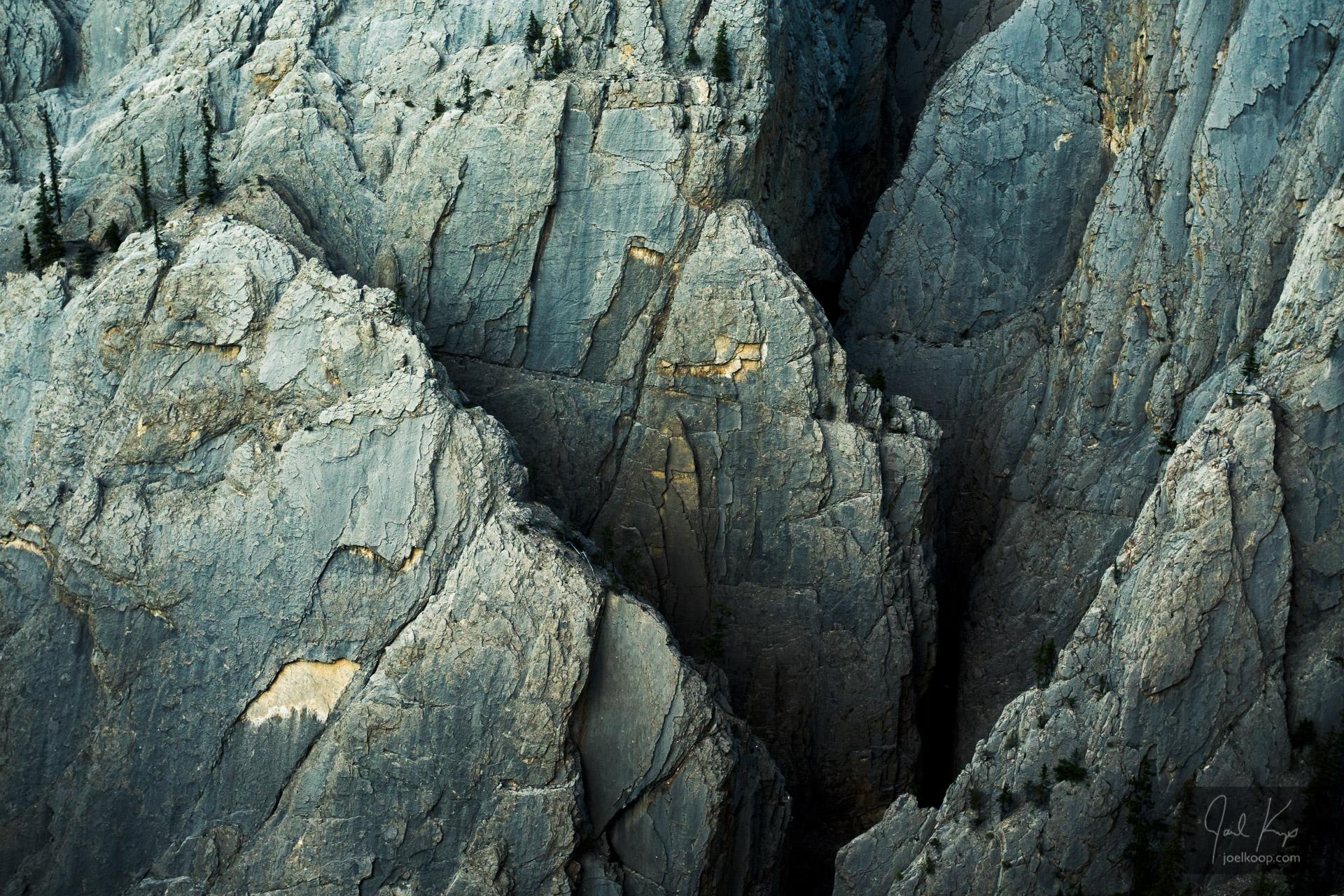 Layered Canyon