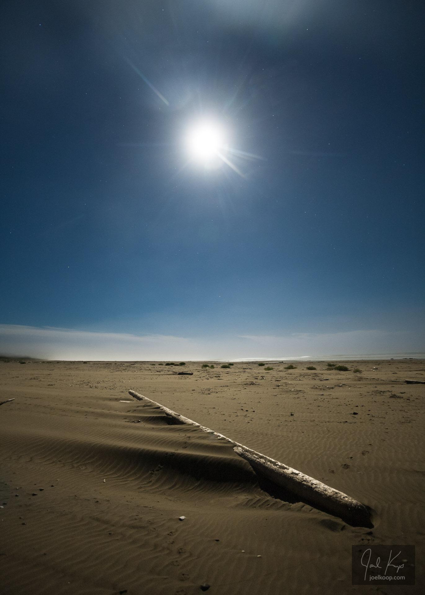 Moonward Drift